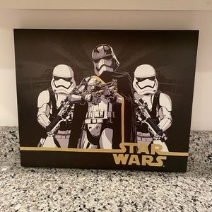 🤩🆕 Star Wars hanging picture. Canvas material